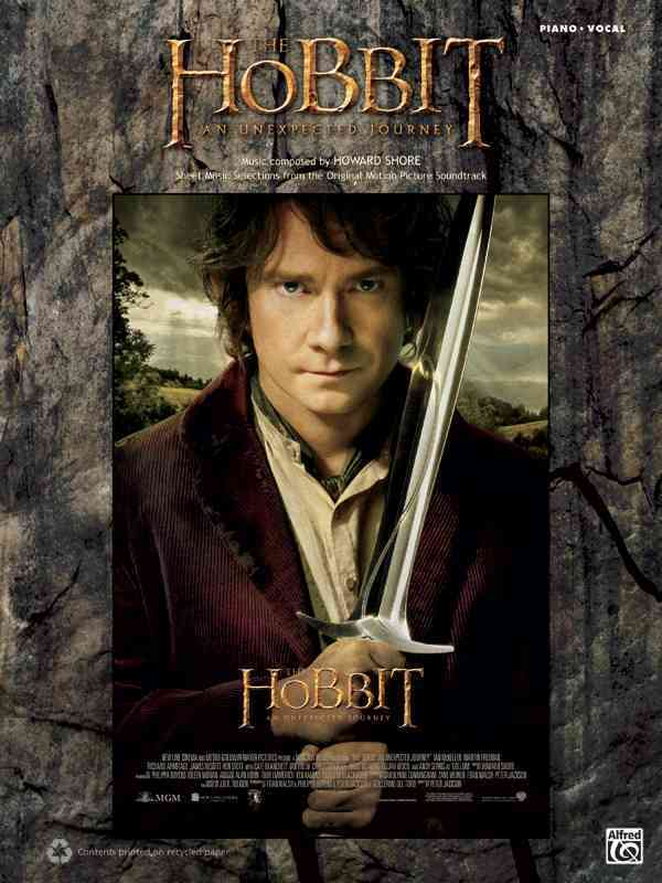 The Hobbit : An Unexpected Journey By Shore, Howard (COP)